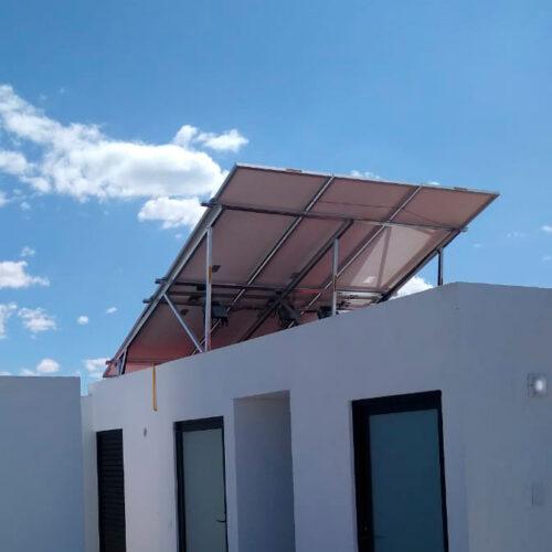 Panel solar 2